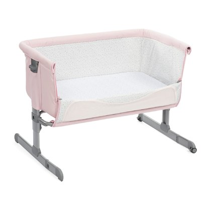 Chicco montable berceau Next2Me FRENCH ROSE 2019 - Image de grande taille