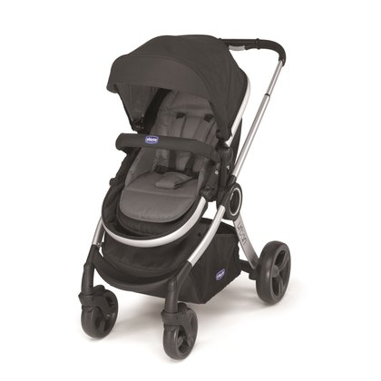 Chicco pushchair Urban incl. Color Pack Anthracite 2016 - Image de grande taille
