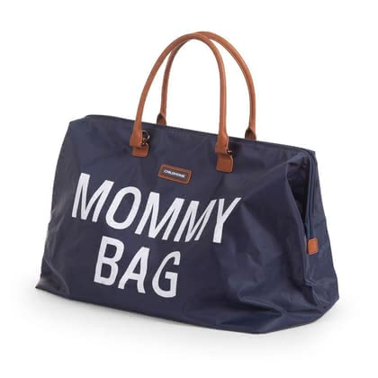 "Childhome Change Bag ""Mommy Bag"" - Occasionnel sur l'épaule ou à qui envoyer la main tenue- vaste espacedans le sac de rêve, convaincu les parents soucieux de la mode."