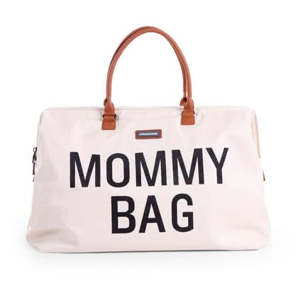 "Childhome sac à langer ""Mommy Bag"" Weiss - Image de grande taille"