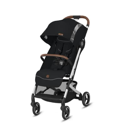 gb by Cybex poussette pliante Qbit+ All-City - Le GB par Cybex Buggy qbit + All-City est petit et maniable, mais assez grand dans ses fonctions.