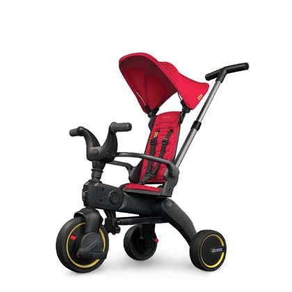 Doona Liki Trike S1 Flame Red - Image de grande taille