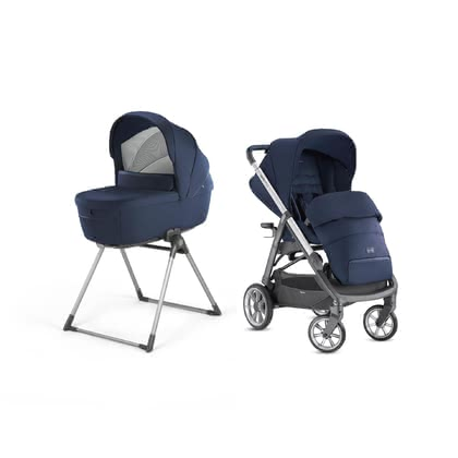 Inglesina Pushchair Aptica – Kit System Duo - Le style glam indubitable impressionne les parents tendance et moderne.