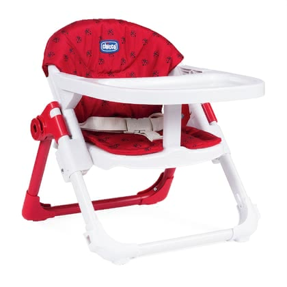 "Chicco Foldable Feeding Chair ""Chairy"" Ladybug - Image de grande taille"