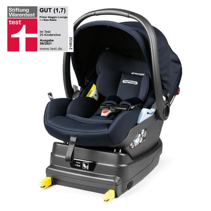 Peg Perego Infant Car Seat Primo Viaggio Lounge including i-Size Base 2020 - Image de grande taille
