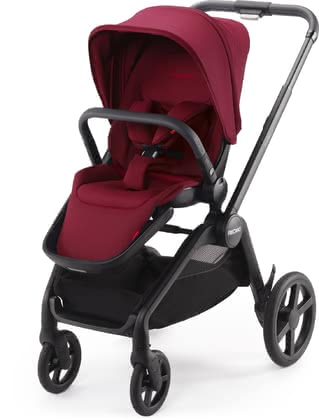 Recaro Celona Pushchair Select Garnet Red 2020 - Image de grande taille