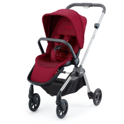 Recaro Sadena Pushchair Select Garnet Red 2020 - Image de grande taille